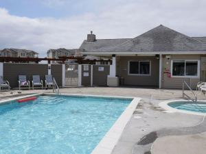 The swimming pool at or near Washington's best beach, surf and sand