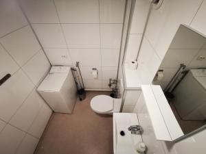 Ванная комната в Skarvegen Studioapartment - part of a private family home