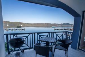 A balcony or terrace at Laguna Grove Holiday Rentals