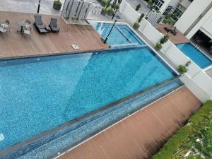 The swimming pool at or close to Strait Garden Studio X Ace Pro @ George Town