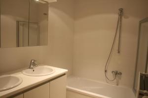 Salle de bains dans l'établissement Xanadu