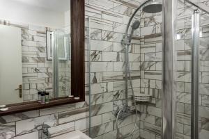 Ванная комната в Barefoot Contessa Lourdas