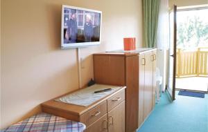 TV/Unterhaltungsangebot in der Unterkunft Studio Apartment in St. Englmar