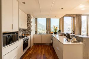 Köök või kööginurk majutusasutuses 1504 Cartwright Corner