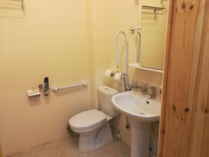 A bathroom at Комплекс Отдыха Беликово