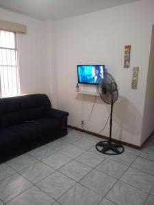 A television and/or entertainment centre at salvador, barra