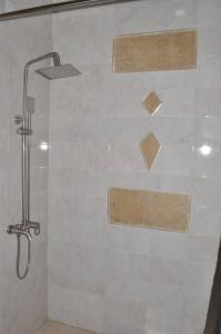 Ein Badezimmer in der Unterkunft D818