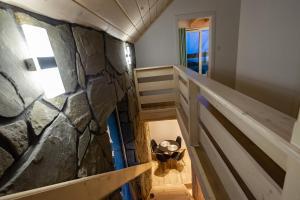 Balkon lub taras w obiekcie Apartament Podmagura
