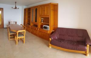 Zona de estar de Principado Marina
