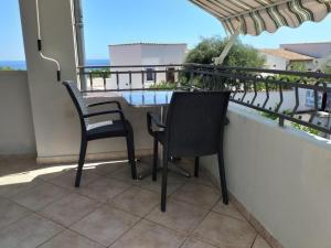 Balcone o terrazza di Il Lentischio