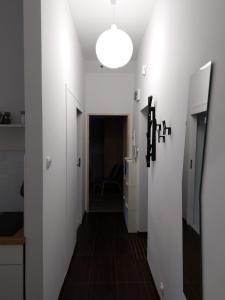 A bathroom at Apartament PRZEDZAMCZE