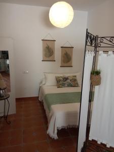 A seating area at Casa Eva