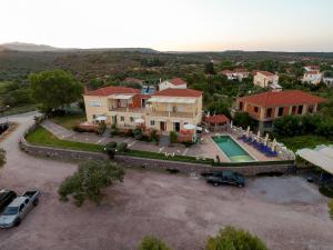 Άποψη από ψηλά του Panorama Resort