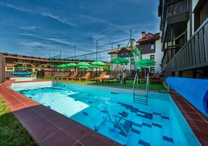 The swimming pool at or close to 7 Pools Boutique Hotel & SPA