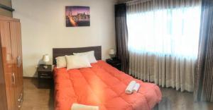 Cama o camas de una habitación en Del Niño Apartment II, Best location in Cusco