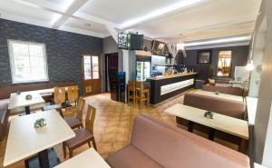 Restaurace v ubytování Apartments JBX Lipno