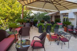 Restoran ili neka druga zalogajnica u objektu Villa Mila
