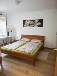 Postelja oz. postelje v sobi nastanitve Anabela