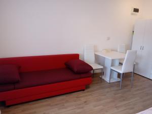 Predel za sedenje v nastanitvi Beautiful apartment in the center