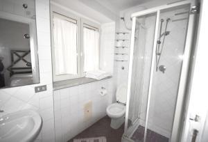 Ванная комната в Residenza Le Rose Villa D'Arte