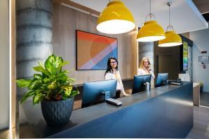 Lobby/Rezeption in der Unterkunft Staycity Aparthotels Venice Mestre