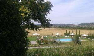 A view of the pool at Casa Country House Girasole or nearby