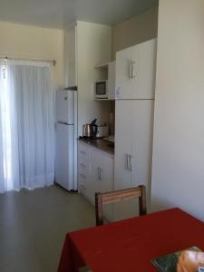 Una cocina o zona de cocina en Indalo