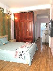Furnished Studio apt near Lotte Tower and Ba Dinh square