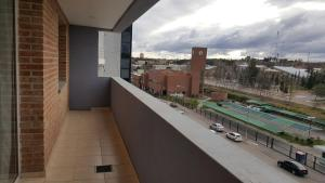 Un balcón o terraza en Leloir Apartments Neuquen !