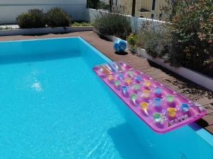 The swimming pool at or near Alentejo`s Nest