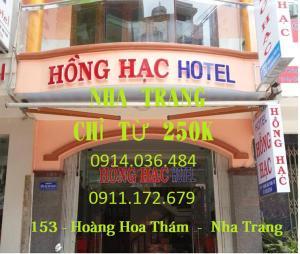 Hotel Hồng Hạc nha trang