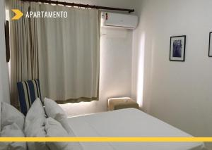 A bed or beds in a room at Atlantic City Apart Service