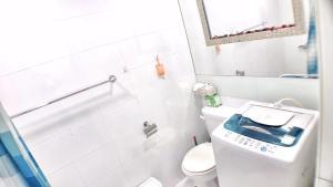 A bathroom at NN love House
