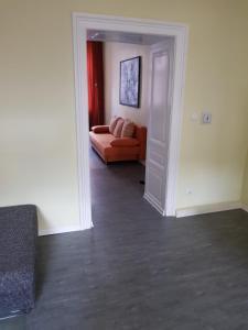 Гостиная зона в checkVienna - Brandmayer Apartments