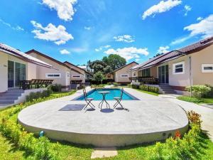 Der Swimmingpool an oder in der Nähe von Diamond Pool Villa@Samui