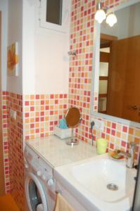 A bathroom at Apartment Verde