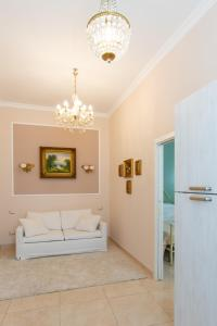 A seating area at Sant'Ivo Apartments