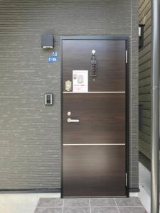HASEGAWA Kasamatsu Guest Houseの見取り図または間取り図