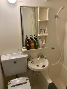A bathroom at Stay Ropponmatsu