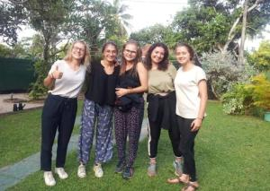 Guests staying at Mama's Villa by Taprobane