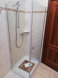 Ein Badezimmer in der Unterkunft Residence Teatro Romano