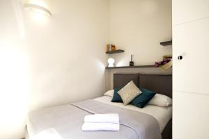 A bed or beds in a room at 88 Lavatore