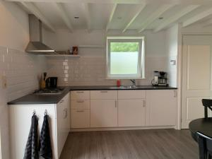 A kitchen or kitchenette at Richie