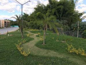Apartasol Quindío, cerca al aeropuerto El Edén室外花園