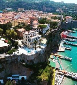 Vista aerea di Villa La Terrazza