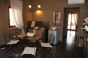 TV o dispositivi per l'intrattenimento presso Trapani Accommodation