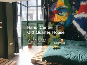 Annam Maison DT-Entire home 2 bedrooms- Hanoi Central Old quarter