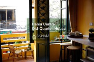 Annam STUDIO Amazing balcony-HB - Hanoi Central Old quarter