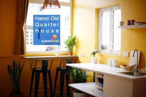Annam Studio HB - Hanoi Old quarter - Large window