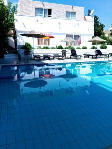 The swimming pool at or near Saint Konstantin Beach Apartments